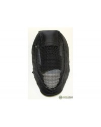 V1 MESH HOOD PROTECTION MASK - BLACK