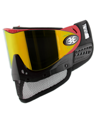 EMPIRE E-MESH AIRSOFT GOGGLE - RED