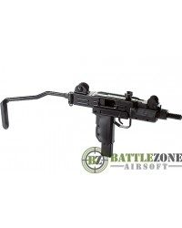 KWC RAPIDE MINI UZI CO2 GBB SMG FULL METAL - BLACK