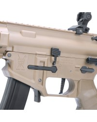 KING ARMS PDW 9MM SBR SHORTY AEG - DARK EARTH