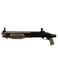 SECUTOR VELITES M870 S-SERIES TRI-SHOT SHOTGUN S-II - TAN