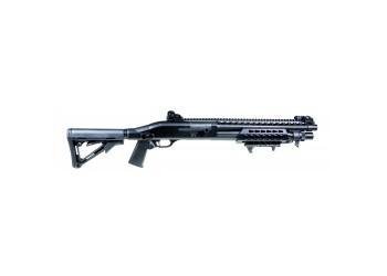 SECUTOR VELITES M870 S-SERIES TRI-SHOT SHOTGUN S-V - BLACK