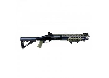 SECUTOR VELITES M870 S-SERIES TRI-SHOT SHOTGUN S-V - TAN