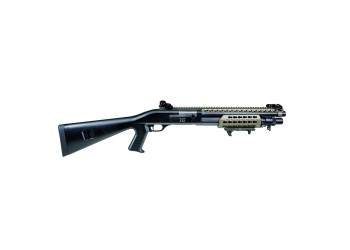 SECUTOR VELITES M870 S-SERIES TRI-SHOT SHOTGUN S-XI - TAN