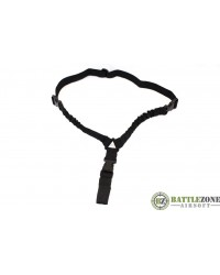 NUPROL ONE POINT BUNGEE SLING 1000D - BLACK