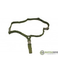 NUPROL ONE POINT BUNGEE SLING 1000D - OD GREEN