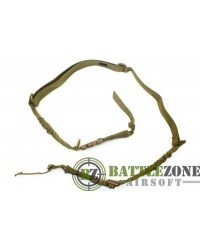 NUPROL TWO POINT BUNGEE SLING 1000D - TAN