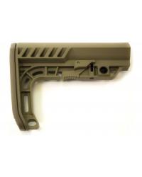 NUPROL M4 AXE STOCK - TAN