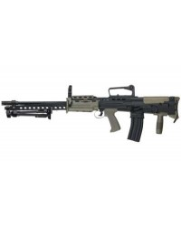ICS L86A2 LSW SUPPORT WEAPON AEG