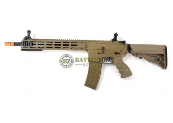 "TIPPMANN M4 RECON AEG CARBINE 14.5"" - TAN"