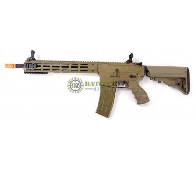 """TIPPMANN M4 RECON AEG CARBINE 14.5"""" - TAN"""