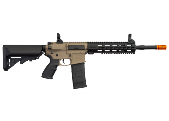 "TIPPMANN COMMANDO AEG CARBINE 14.5"" - TAN"