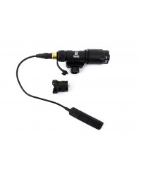 NUPROL NX600S WEAPON TORCH - BLACK