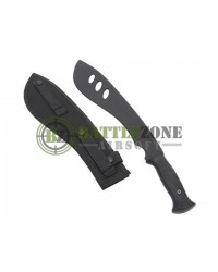 BIG FOOT RUBBER MACHETE - BLACK