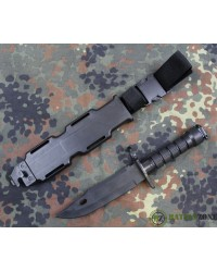 M4 RUBBER  M9  BAYONET-KNIFE