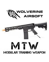 WOLVERINE AIRSOFT MTW SBR M4 INFERNO GEN2 - BILLET SERIES