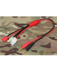 AIRSOFT BATTERY CHARGING HARNESS